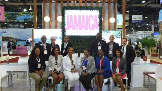 JAMAICA MAKES STRONG SHOWING AT IMEX AMERICA IN LAS VEGAS 2