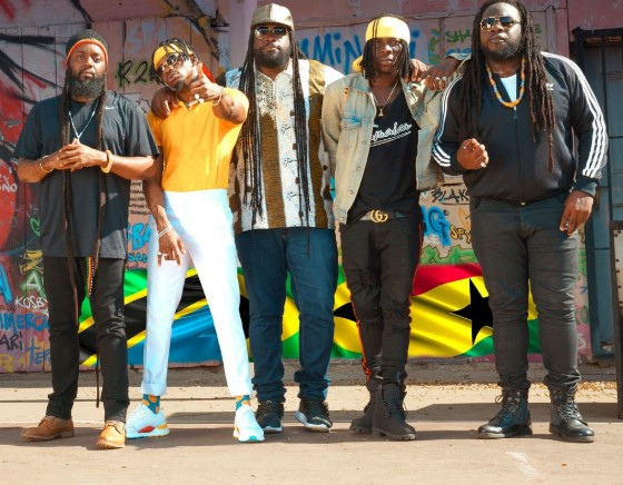 Over Half A Million Views in 3 Days as Africa & Jamaica Unite Through Music With Morgan Heritage, Stonebwoy and Diamond Platinumz