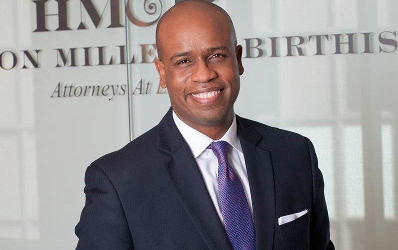 Marlon Hill Chat Bout Panelist