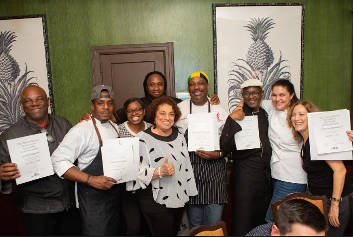 """Savoring Jamaica"" at The James Beard House Creates a New Culinary Narrative for Jamaican Gastronomy"