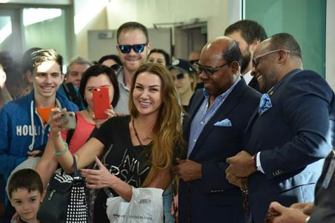 Jamaica Welcomes New Nonstop Service from Moscow to Montego Bay 3