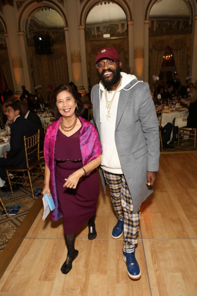 Patricia Chin Honored at American Friends of Jamaica Humming Bird Gala 3
