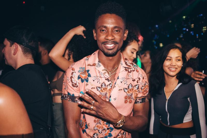Christopher Martin Takes Miami Art Basel 2018 1