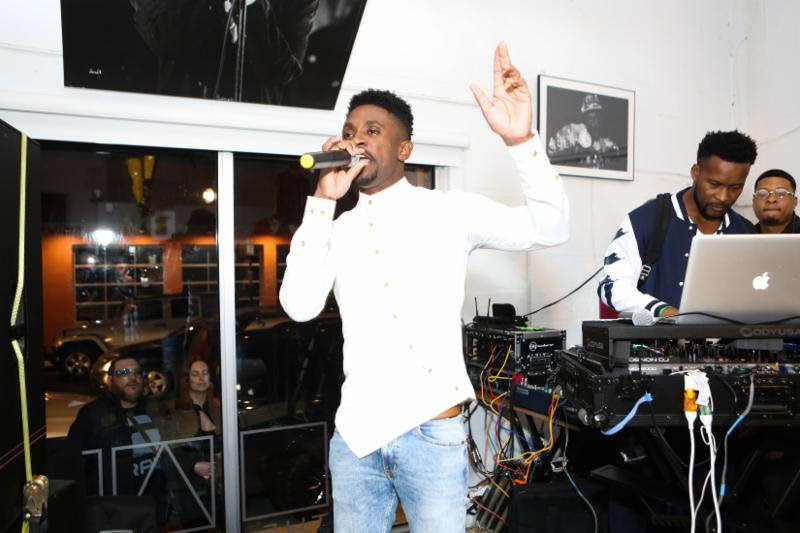 Christopher Martin Takes Miami Art Basel 2018 4