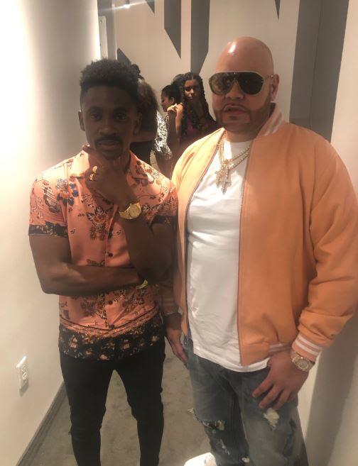 Christopher Martin Takes Miami Art Basel 2018 7
