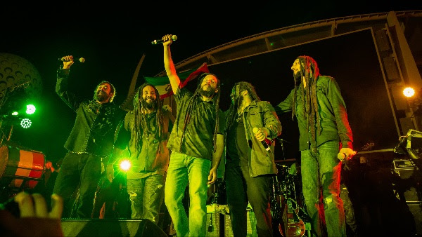 "Damian ""Jr Gong"" Marley Sets New Record In Cruise Business 1"