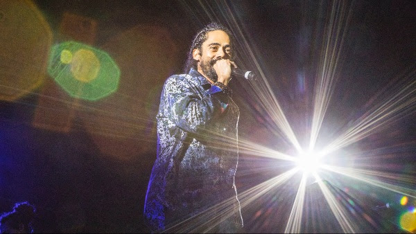 "Damian ""Jr Gong"" Marley Sets New Record In Cruise Business 4"