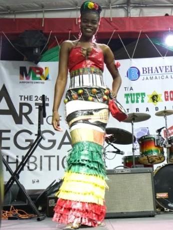 MBJ Art of Reggae 2018 & Trashion Show 5