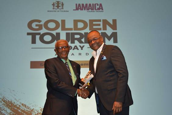 Jamaica Hosts Inaugural Golden Tourism Day Awards In Montego Bay 1