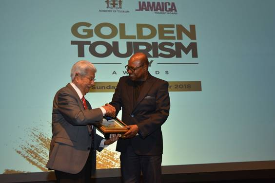 Jamaica Hosts Inaugural Golden Tourism Day Awards In Montego Bay 2