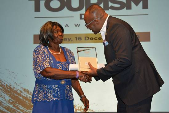 Jamaica Hosts Inaugural Golden Tourism Day Awards In Montego Bay 3