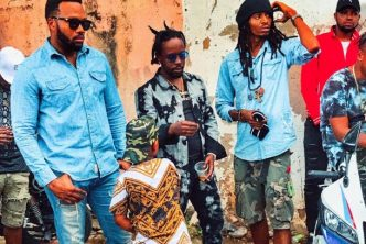 Agent Sasco Joins Forces With Popcaan For Banks Of The Hope (Remix) 1