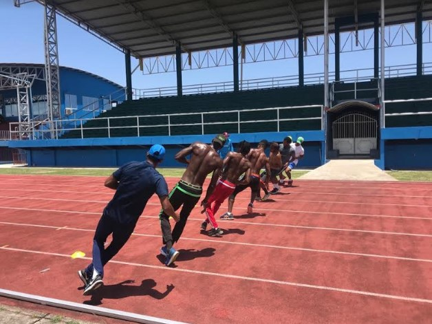 CWI Media Release New Benchmark For West Indies Men's Fitness 2