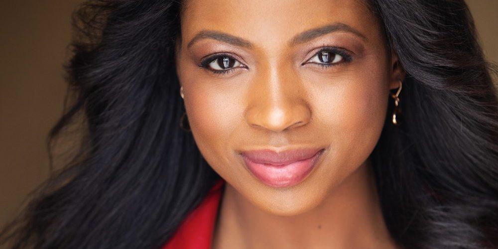 Jamaican-born Actress Jacinth Headlam