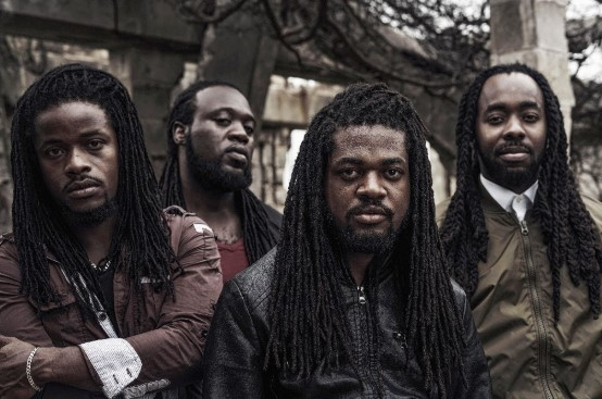Roots Rock Reggae Band EarthKry Kicks off 2019 Joining Two Times GRAMMY Nominated J Boog Rose Petal Tour