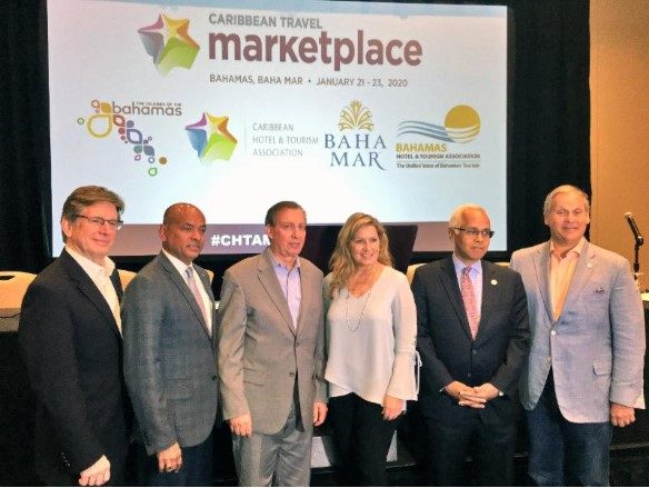 Bahamas To Host Caribbean Travel Marketplace In 2020