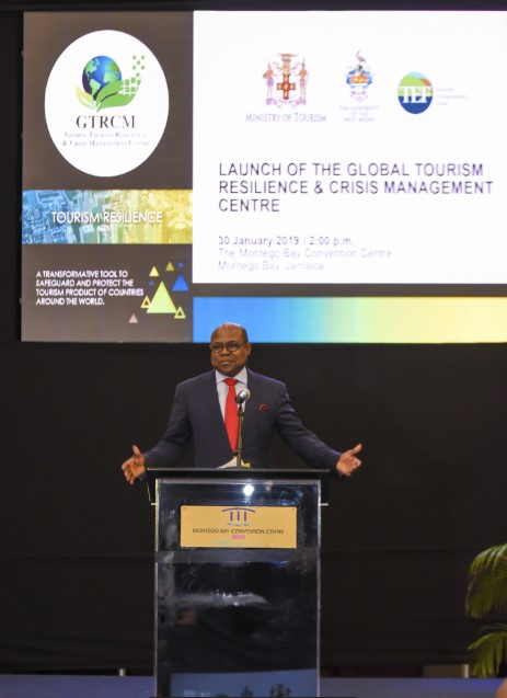 Caribbean's First-ever Global Tourism Resilience and Crisis Management Centre Unveiled at Caribbean Travel Marketplace