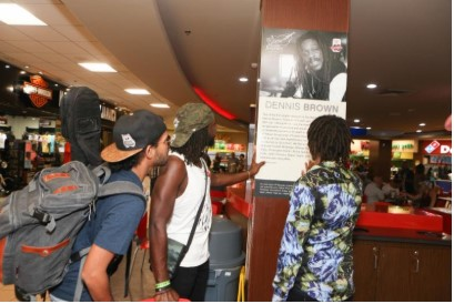 Christopher Martin And Raging Fyah Join Vp Records For The Unveiling Of A Reggae Music Journey At Sangster International Airport