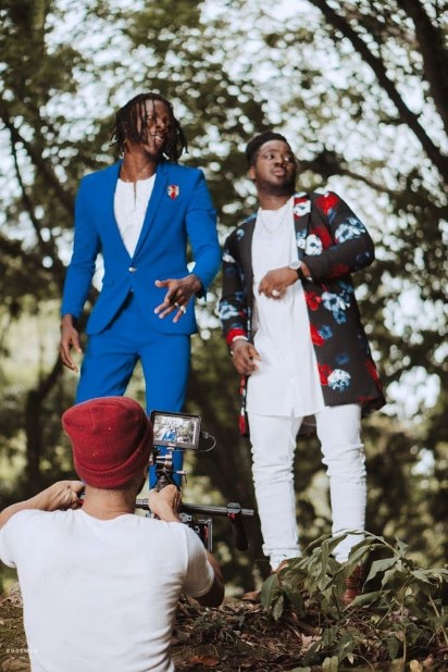 Ghana's Stonebwoy & Jamaica's I-Octane Feeling Lonely Video Out Feb 14th 2