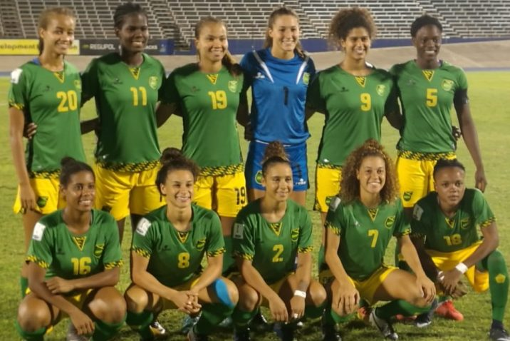 Jamaica Welcomes FIFA Women's World Cup Trophy