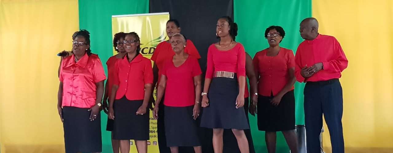 Linstead Gospel Chapel Choir - St Catherine Music Auditions Promising Says Seasoned JCDC Adjudicator