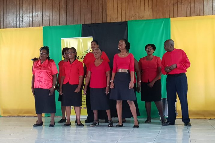 Linstead Gospel Chapel Choir - St Catherine Music Auditions Promising Says Seasoned JCDC Adjudicator