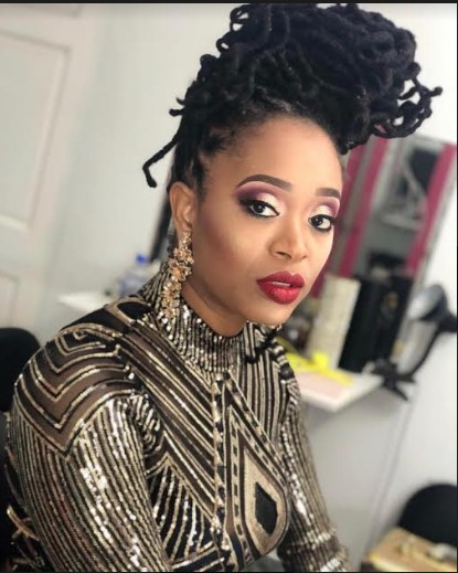 Woman Power ; US Based Female Soca Artiste, Leonce, Tips Hat to Fay Ann Lyons and Thanks Destra and Nadia 1