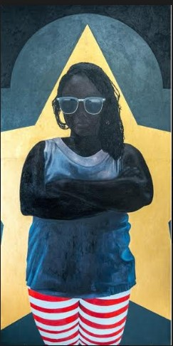 Artist Kimani Beckford to Affirm 'Black Excellence' with First Solo Exhibition 1