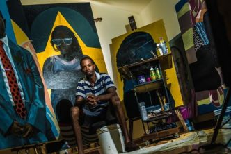 Artist Kimani Beckford to Affirm 'Black Excellence' with First Solo Exhibition 4