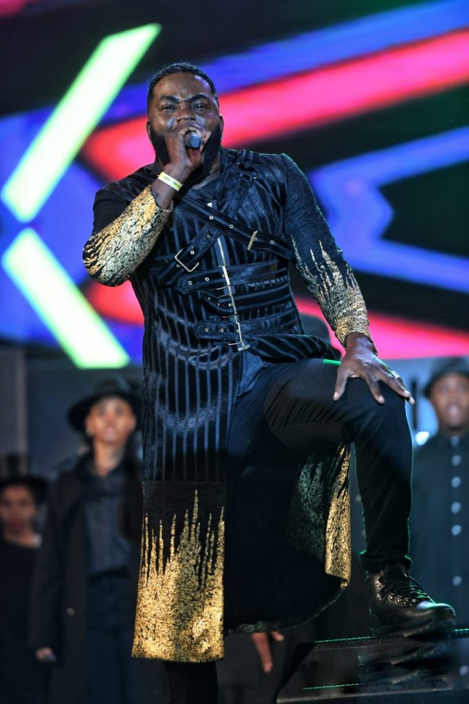 Caribbean Menswear Designer Ecliff Elie Effectively Leaves His Mark on Carnival; Calls for Glamorization of Caribbean Fashion Industry 3