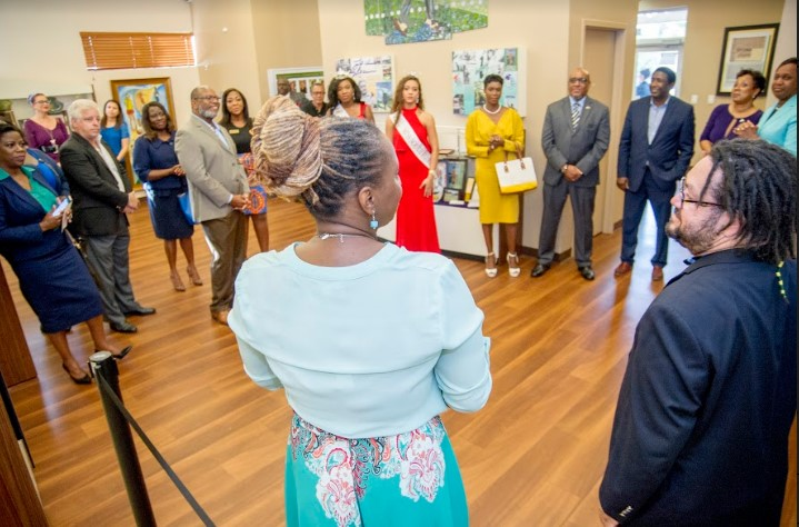 "Dignitaries and Community Attend Grand Opening of ""Caribbean Culinary Museum & Theater"" at Lauderhill Historical Museum 1"