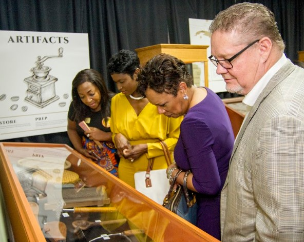 "Dignitaries and Community Attend Grand Opening of ""Caribbean Culinary Museum & Theater"" at Lauderhill Historical Museum 3"