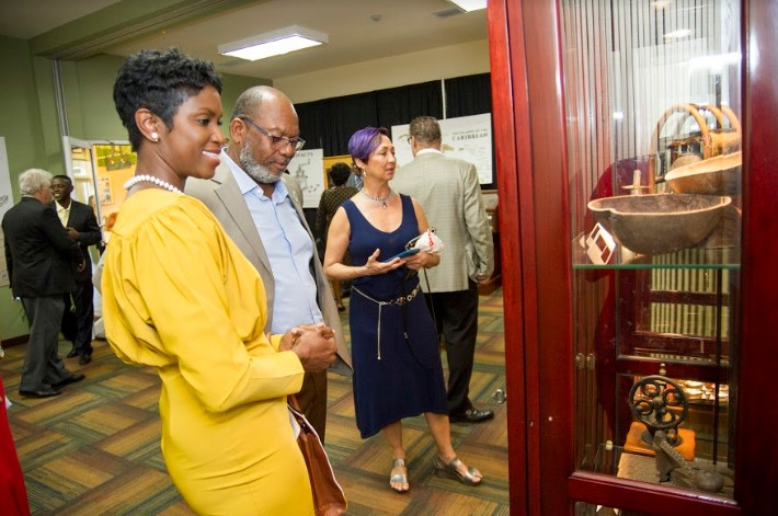 "Dignitaries and Community Attend Grand Opening of ""Caribbean Culinary Museum & Theater"" at Lauderhill Historical Museum 5"