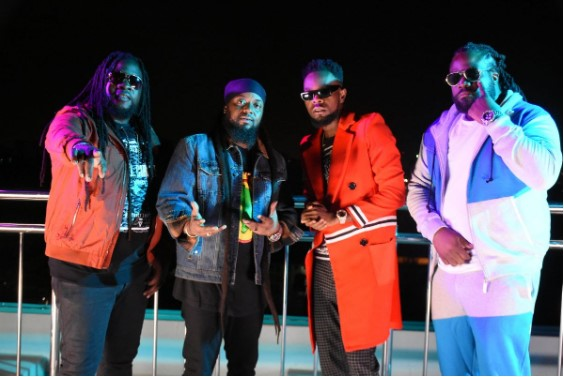 GRAMMY Winning Morgan Heritage and Nigerian Star Pantoranking Share Behind The Scenes from Pay Attention Upcoming Official Video