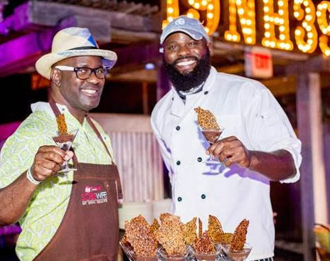 Jamaica Brings Island Flare To Food Network & Cooking Channel South Beach Wine & Food Festival with Taste Jamaica Event 1