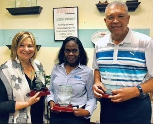 Jamaica Tourist Board Wins Three Recommend Readers' Choice Awards