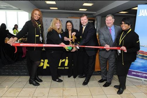Jamaica Welcomes New Nonstop Service From Orlando To Montego Bay And Kingston On Spirit Airlines 1