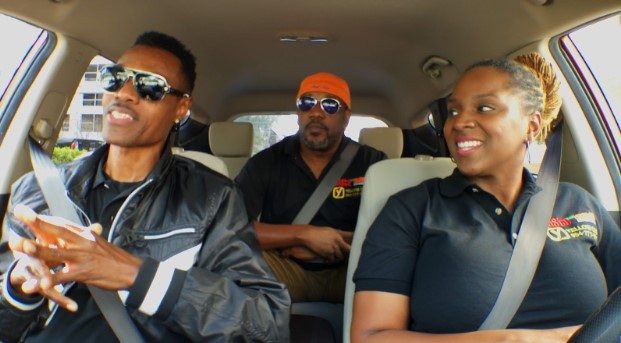 Yellow Cab Karaoke Web Series featuring Julian Marley, Spragga Benz, Wayne Wonder and more for Taste the Island Experience 1