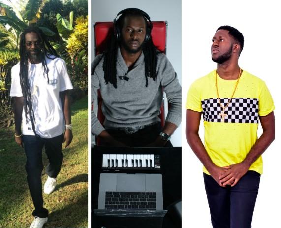 t's a Family Affair as Buju Banton and his Sons Markus Myrie and Jahaziel Myrie Team Up on New Single