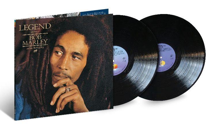 Bob Marley's LEGEND Turns 35 Special 2LP 180-Gram Vinyl Reissue To Be Released On June 14