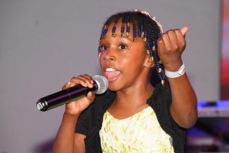 National Children's Gospel Song Sweet 16 Semi-Final Concert for April 7 3