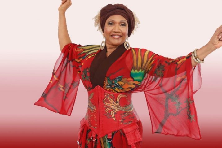 Queen of Reggae, Marcia Griffiths Set to Release New Album 'Timeless'