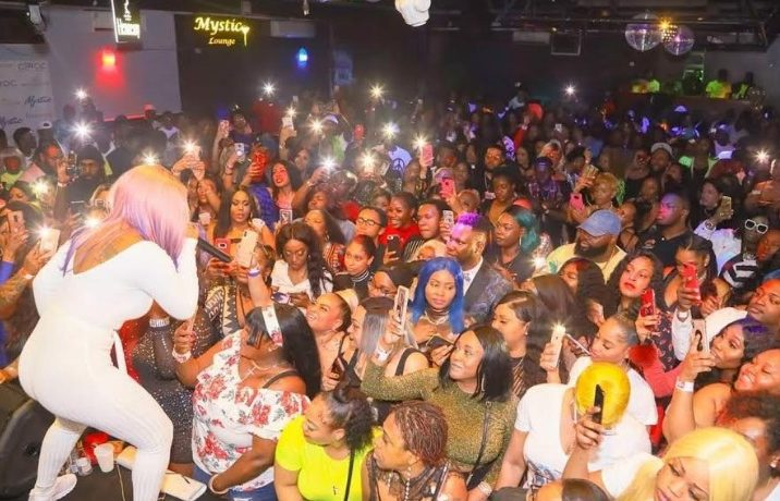 Shenseea Delivers At Her First Concert In Poughkeepsie, NYC 1