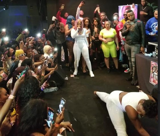 Shenseea Delivers At Her First Concert In Poughkeepsie, NYC 2