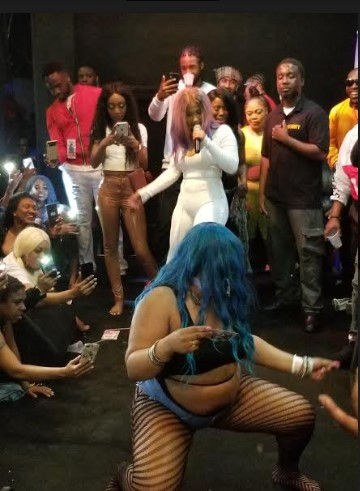 Shenseea Delivers At Her First Concert In Poughkeepsie, NYC 3