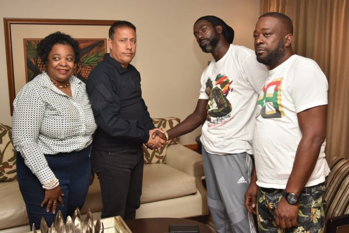 Trinidad and Tobago Police Commissioner Extends Apologies to Buju Banton 4