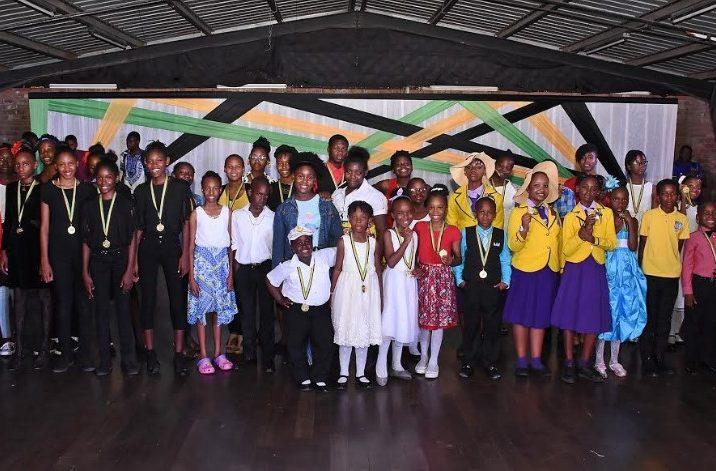 2019 National Children's Gospel Song Sweet 16 Grand Final