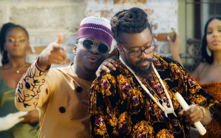 Akeju and reggae dancehall king Beenie Man release Kiss and Tell remix music video 1
