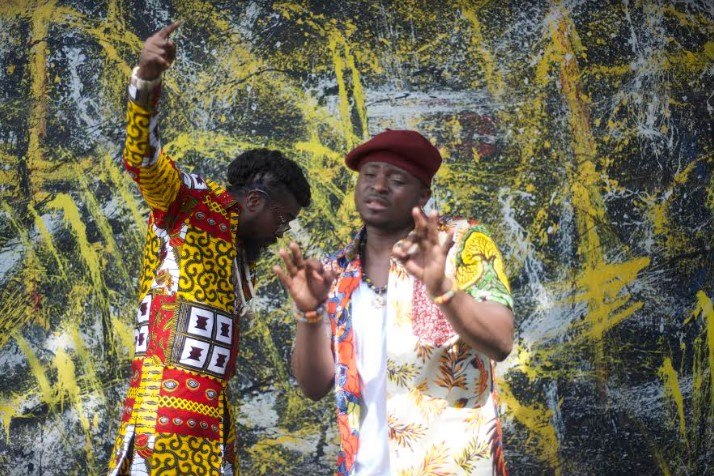 Akeju and reggae dancehall king Beenie Man release Kiss and Tell