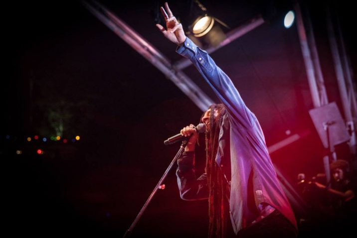 GRAMMY Nominated Julian Marley & The Uprising Embarks on As I Am Spring 2019 East Coast Tour